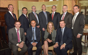 EisnerAmper Global Partners at EisnerAmper Ireland's industry briefing on Global Funds and Private Equity