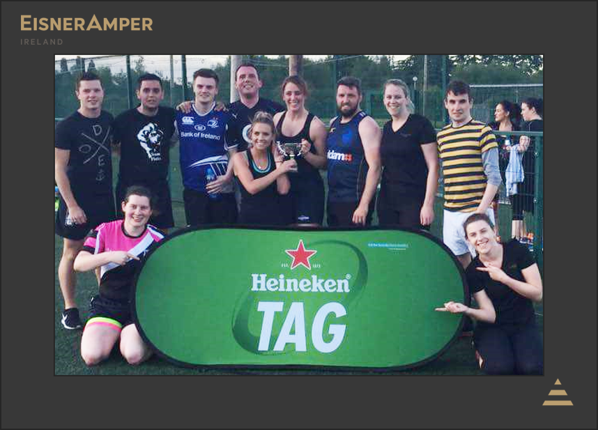 Tag rugby division 2 winners