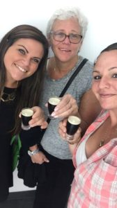 Melissa Abourashed at Guinness Storehouse