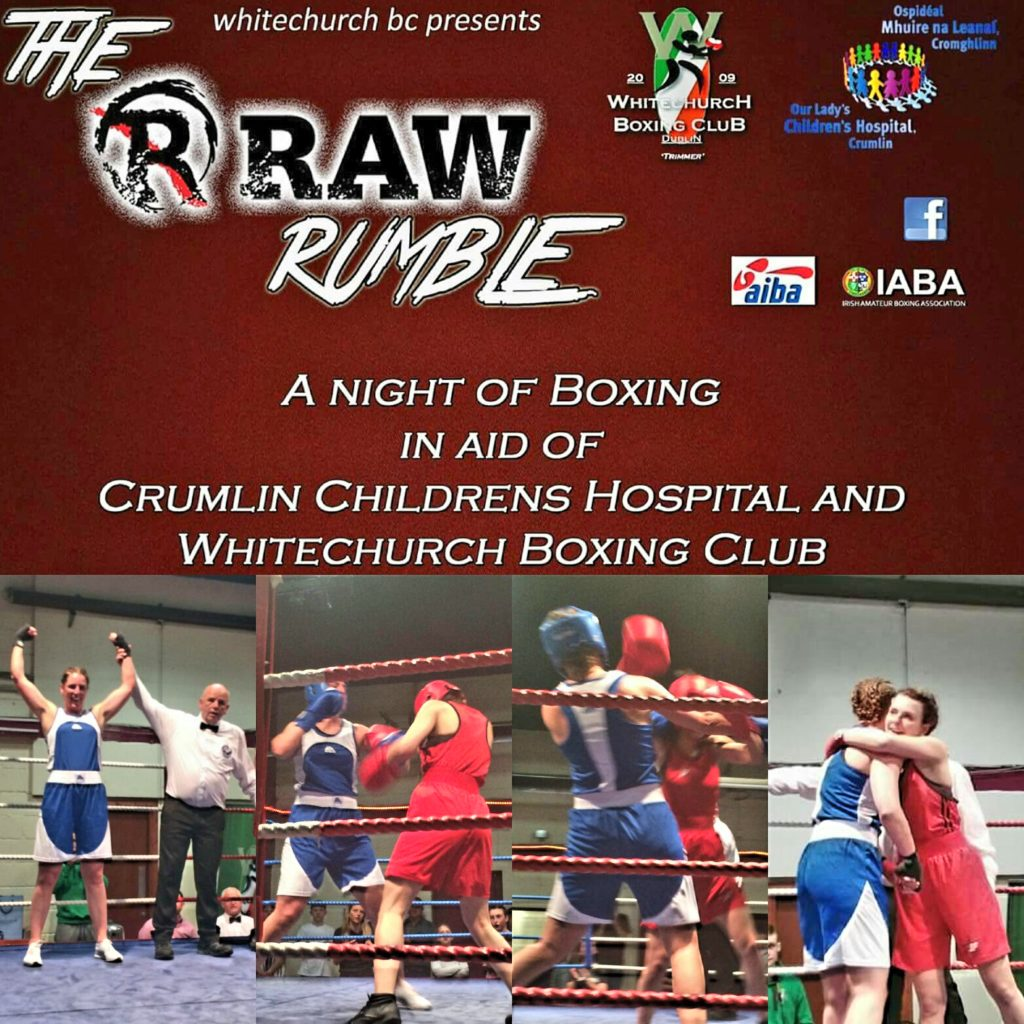 Whitechurch BC presents Raw Rumble