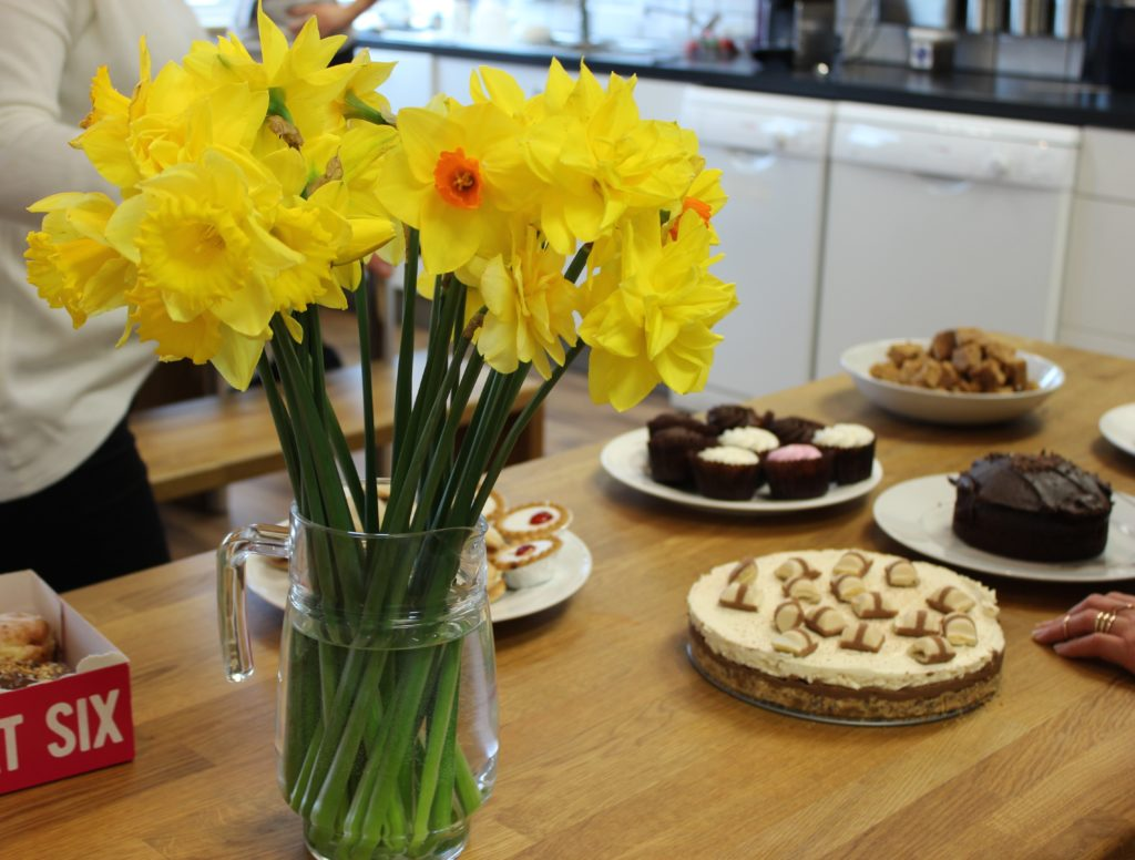 Daffodil Day 2019 Image | CSR | Financial Services | EisnerAmper Ireland