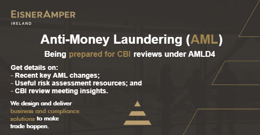 Anti-Money Laundering Image | AML business risk assessment | AMLD4 | Risk & Regulatory Services