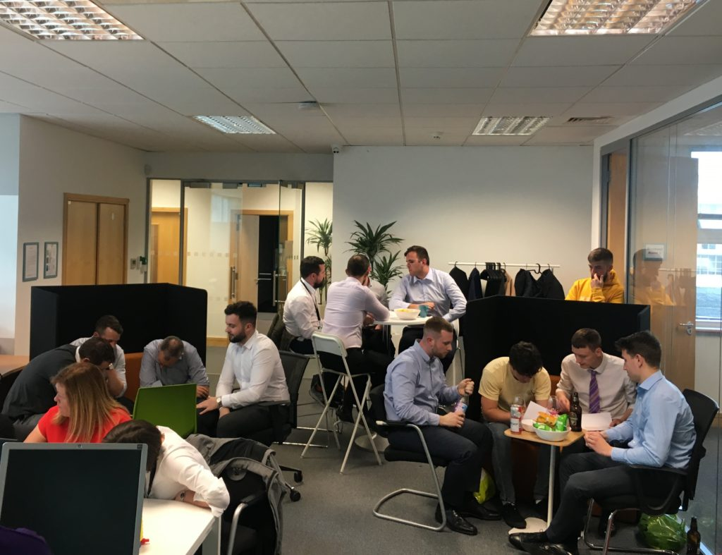 Quiz night | Techies4TempleStreet | CSR | Financial Services | EisnerAmper Ireland
