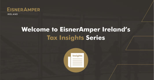 Tax Insights Series | Financial Services