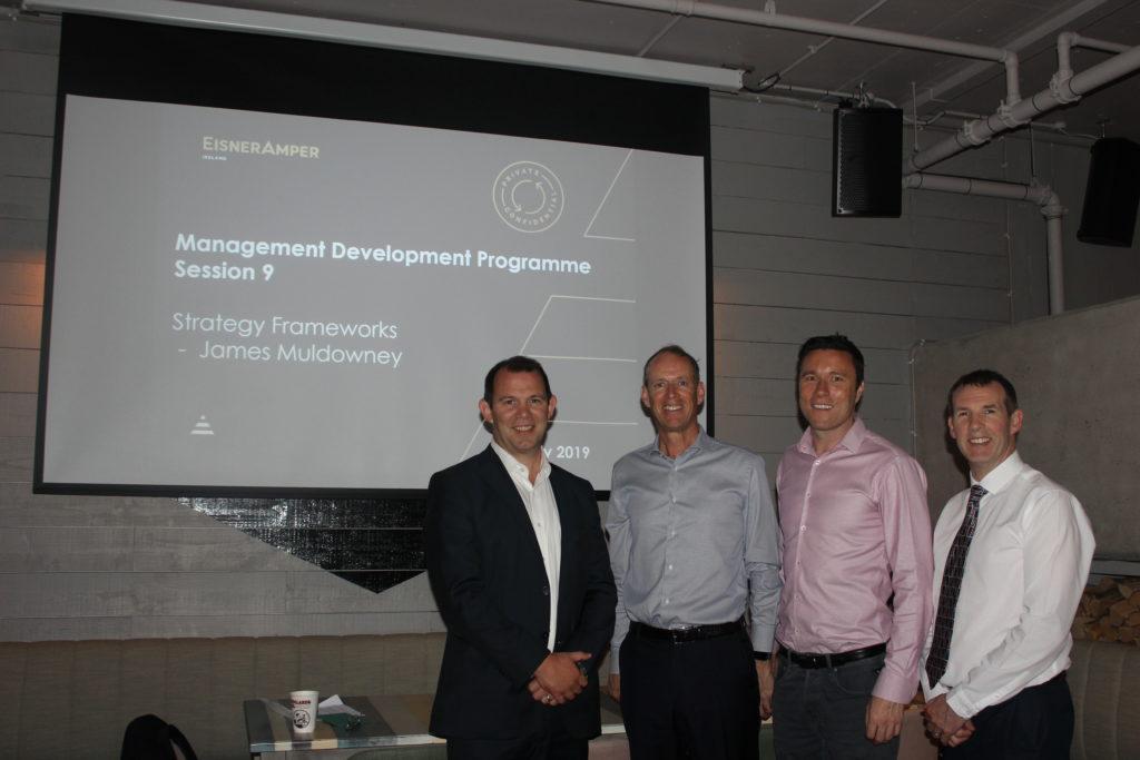Management Development Programme - July 2019 Workshop