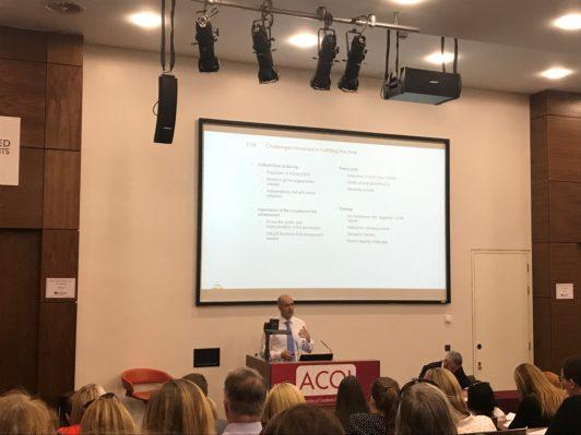 Dave Montgomery | ACOI Seminar | Financial Services | EisnerAmper Ireland