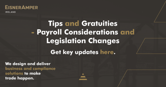 Tips and Gratuities Payroll Considerations and Legislation Changes Image