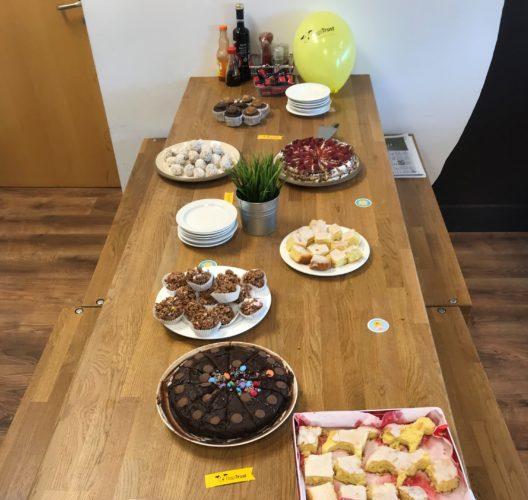 Pupcake Bake Sale | CSR | Financial Services | EisnerAmper Ireland