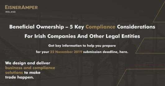 Beneficial Ownership Compliance - 5 Key Considerations Image | Company Secretarial Services Insights