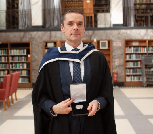 Frank Keane | Honorary Fellow Award | Financial Services | EisnerAmper Ireland