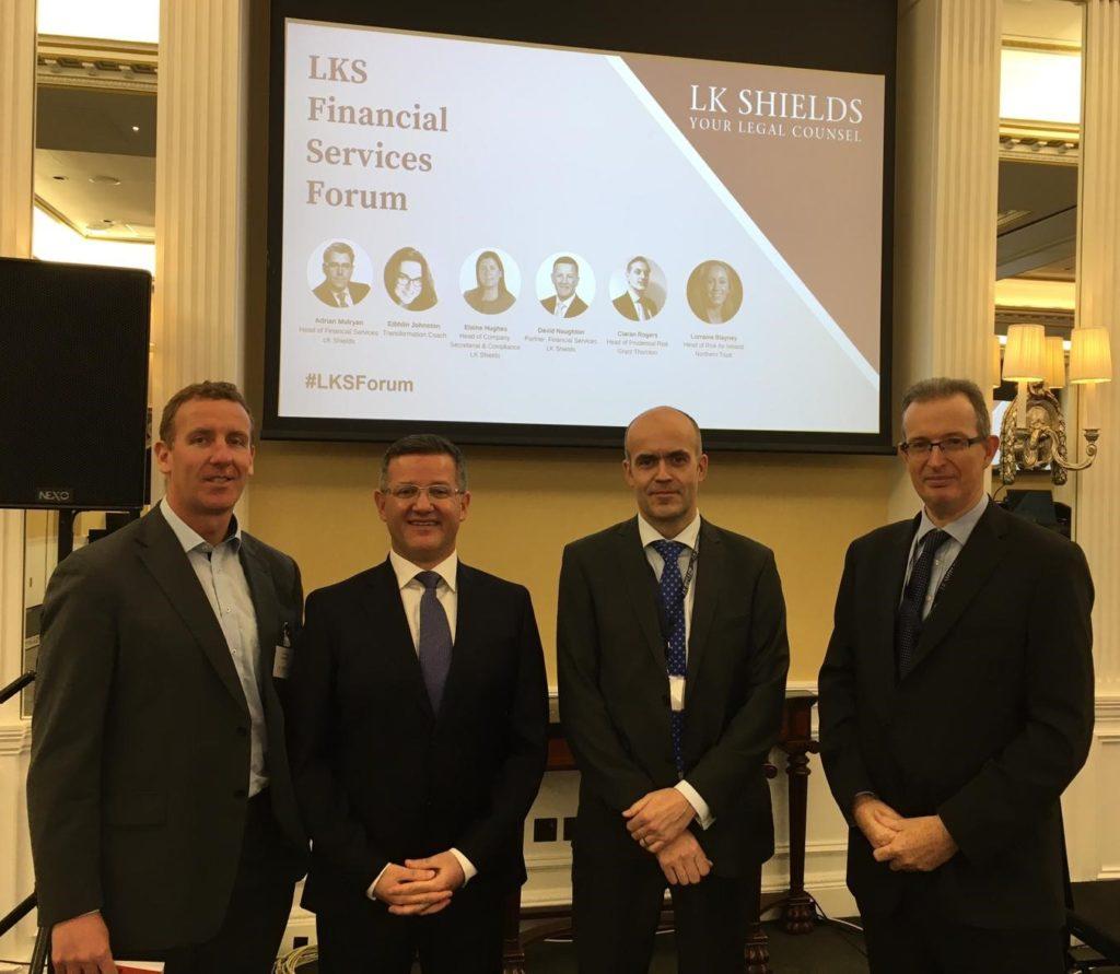 LK Shields Financial services Forum | EisnerAmper Ireland | Events