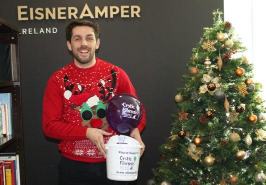 Christmas Jumper Day | CSR | Cystic Fibrosis | EisnerAmper Irelandvvvvv