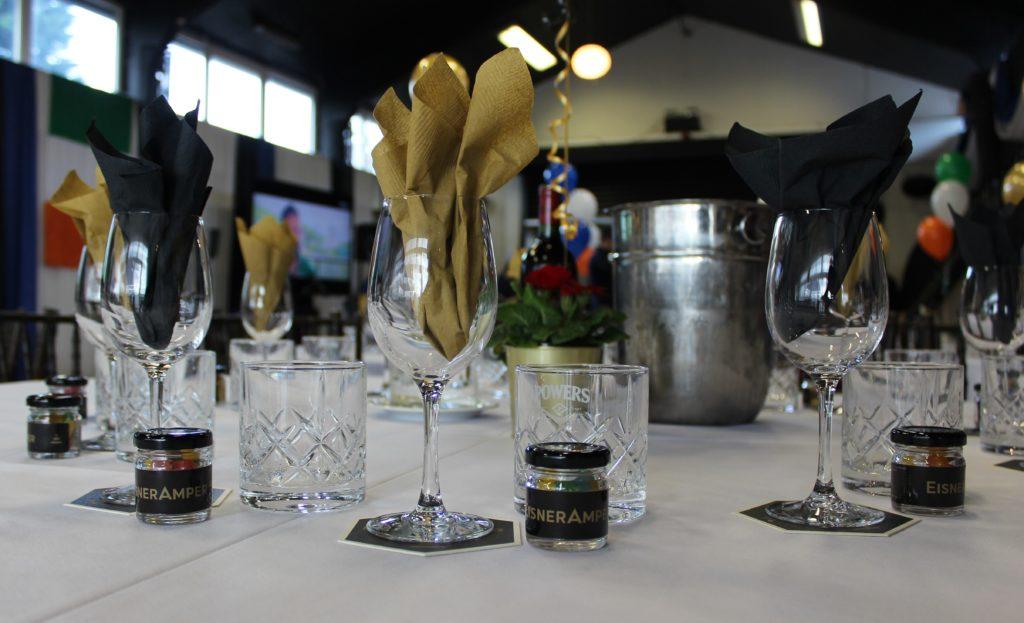 Rugby BBQ | Ireland v Scotland | EisnerAmper Ireland | Financial Services