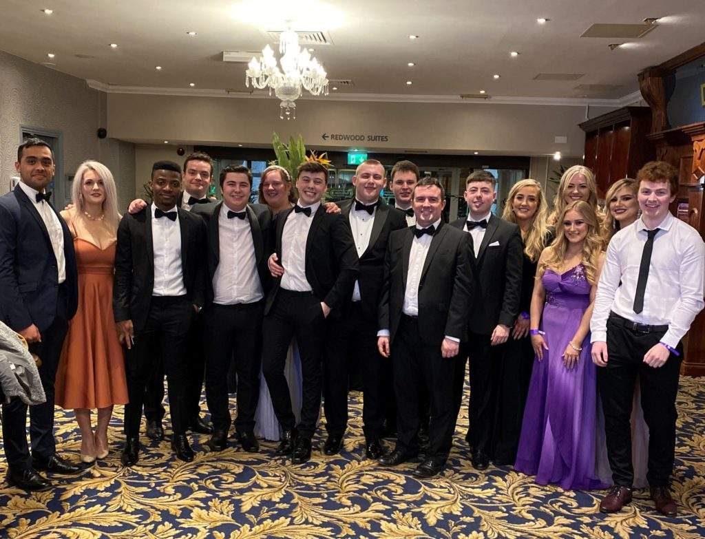 CASSD Ball 2020 | CSR | EisnerAmper Ireland | Financial Services