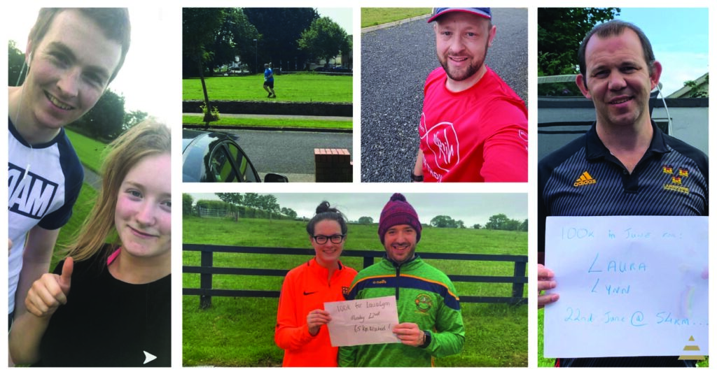 LauraLynn 100k in June | Charity Fundraiser | EisnerAmper Ireland | CSR | Financial Services