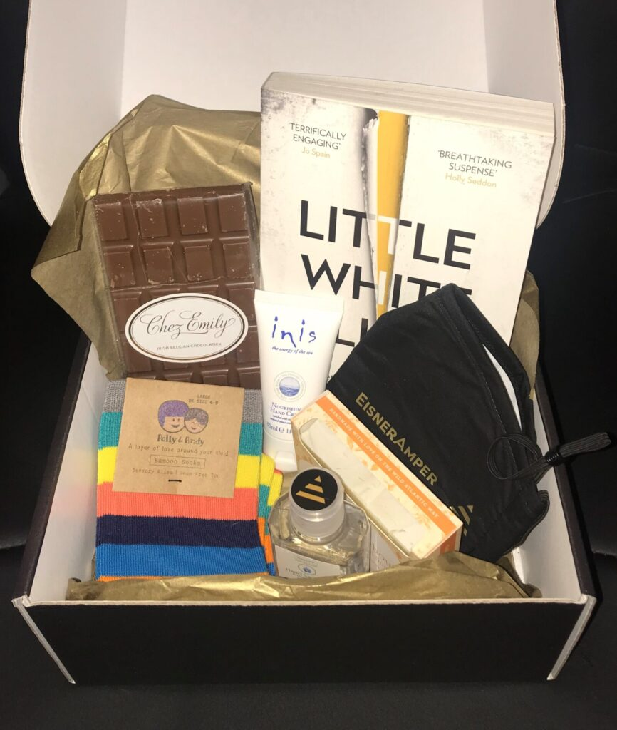 Summer gift boxes | CSR | EIsnerAmper Ireland | Financial Services