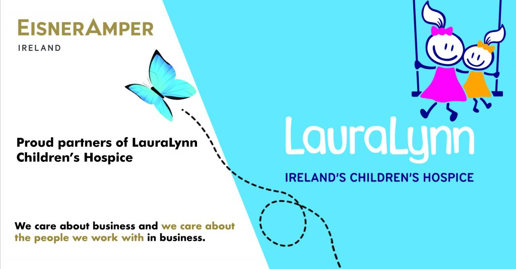 LauraLynn | 280,000 steps in February charity | CSR | Financial Services | EisnerAmper Ireland