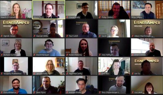 self-awareness | Wellbeing | Financial Services | CSR | EisnerAmper Ireland