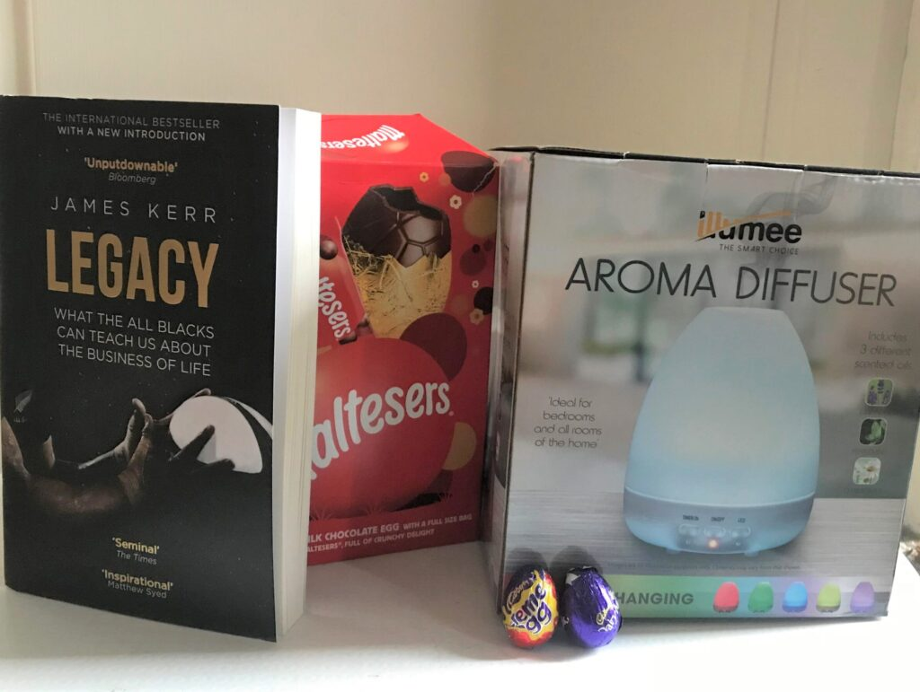 Easter gift box | CSR | EisnerAmper Ireland